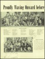 1945 San Mateo High School Yearbook Page 38 & 39