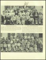 1945 San Mateo High School Yearbook Page 40 & 41