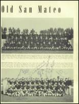 1945 San Mateo High School Yearbook Page 42 & 43
