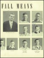 1945 San Mateo High School Yearbook Page 44 & 45