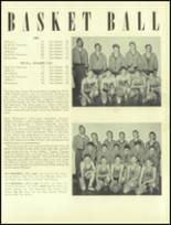 1945 San Mateo High School Yearbook Page 46 & 47