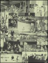 1945 San Mateo High School Yearbook Page 54 & 55
