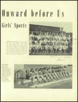 1945 San Mateo High School Yearbook Page 58 & 59