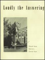 1945 San Mateo High School Yearbook Page 64 & 65