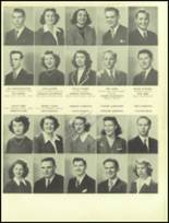 1945 San Mateo High School Yearbook Page 66 & 67