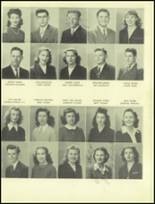 1945 San Mateo High School Yearbook Page 72 & 73