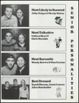 2002 Stillwater High School Yearbook Page 32 & 33