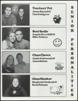 2002 Stillwater High School Yearbook Page 34 & 35