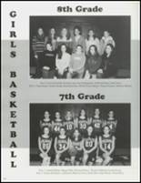 2002 Stillwater High School Yearbook Page 116 & 117