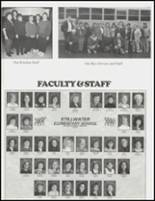 2002 Stillwater High School Yearbook Page 144 & 145