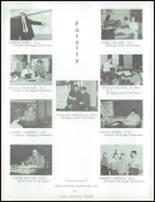 1964 Marlette High School Yearbook Page 10 & 11