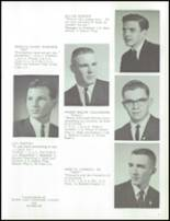 1964 Marlette High School Yearbook Page 12 & 13