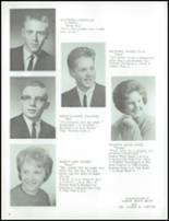 1964 Marlette High School Yearbook Page 14 & 15