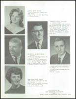 1964 Marlette High School Yearbook Page 16 & 17