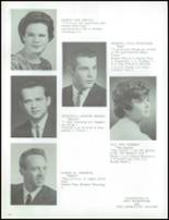 1964 Marlette High School Yearbook Page 18 & 19