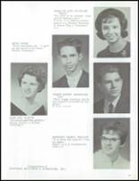 1964 Marlette High School Yearbook Page 22 & 23