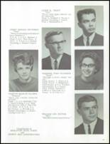 1964 Marlette High School Yearbook Page 24 & 25