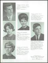 1964 Marlette High School Yearbook Page 26 & 27