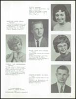 1964 Marlette High School Yearbook Page 28 & 29