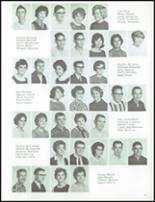 1964 Marlette High School Yearbook Page 42 & 43