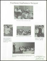 1964 Marlette High School Yearbook Page 44 & 45