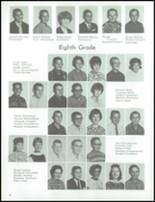 1964 Marlette High School Yearbook Page 50 & 51