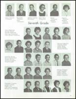 1964 Marlette High School Yearbook Page 52 & 53