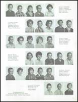 1964 Marlette High School Yearbook Page 54 & 55