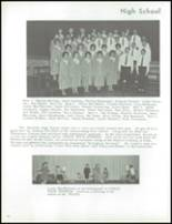 1964 Marlette High School Yearbook Page 56 & 57
