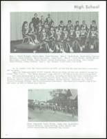 1964 Marlette High School Yearbook Page 58 & 59