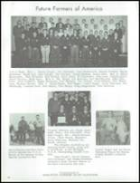 1964 Marlette High School Yearbook Page 66 & 67
