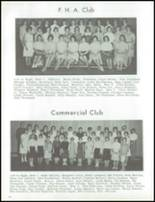 1964 Marlette High School Yearbook Page 68 & 69