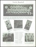1964 Marlette High School Yearbook Page 72 & 73