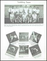 1964 Marlette High School Yearbook Page 74 & 75