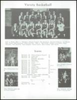1964 Marlette High School Yearbook Page 78 & 79