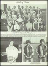 1979 Mt. Hope High School Yearbook Page 66 & 67