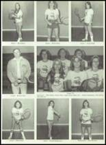 1979 Mt. Hope High School Yearbook Page 100 & 101