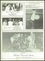 1979 Mt. Hope High School Yearbook Page 110 & 111