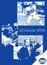 1983 Yearbook Addison Trail High School