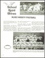 1992 Round Lake High School Yearbook Page 20 & 21