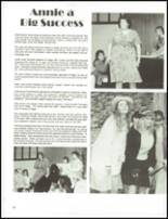 1992 Round Lake High School Yearbook Page 86 & 87