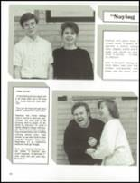 1992 Round Lake High School Yearbook Page 108 & 109