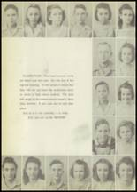 1951 Winnfield High School Yearbook Page 16 & 17