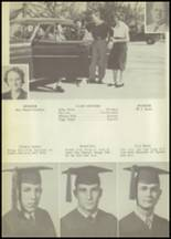 1951 Winnfield High School Yearbook Page 18 & 19