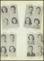 1951 Winnfield High School Yearbook Page 32 & 33