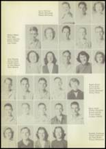 1951 Winnfield High School Yearbook Page 40 & 41