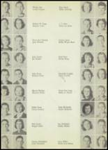 1951 Winnfield High School Yearbook Page 42 & 43