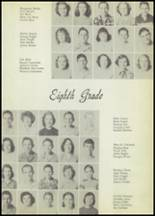 1951 Winnfield High School Yearbook Page 44 & 45