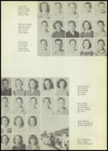 1951 Winnfield High School Yearbook Page 46 & 47