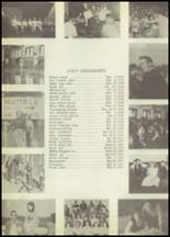 1951 Winnfield High School Yearbook Page 48 & 49